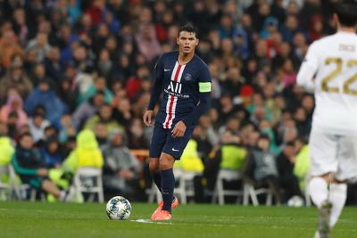 足球市场:加拉塔萨雷想要巴黎队长蒂亚戈-席尔瓦